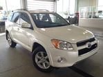 2012 Toyota RAV4 Limited V6 4WD - Only 89K! Leather Heated Seats, Nav in Edmonton, Alberta