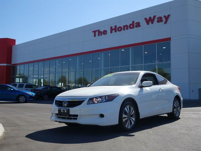 2011 Honda Accord EX-L Coupe AT with Navigation in Abbotsford, British Columbia