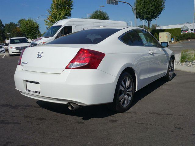 2011 Honda Accord Ex L Coupe At With Navigation