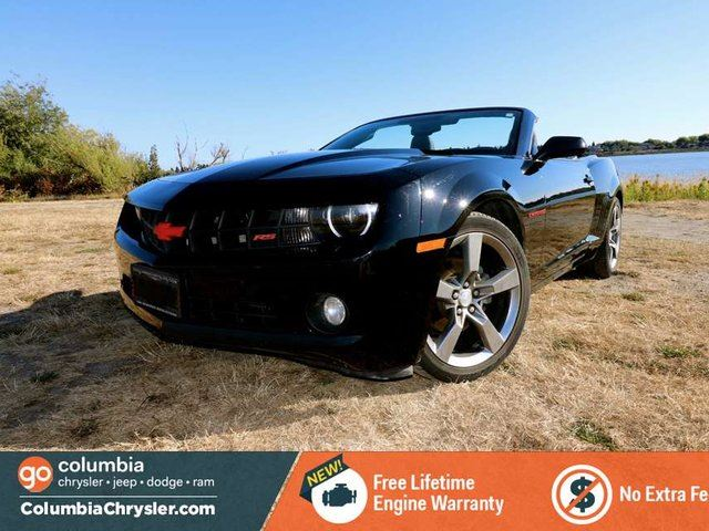 2012 Chevrolet Camaro LT w/2LT in Richmond, British Columbia