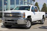 2015 Chevrolet Silverado 3500  Certified | Crew Cab | 8ft Box | HD Trailering Package | 4.2Inch Media Player in Kamloops, British Columbia