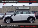 2011 MINI Cooper Countryman S comes with panoramic sunroof / leather seats in Calgary, Alberta