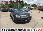 2011 Chevrolet Malibu Traction & Cruise Control+Power Group+Keyless Entr in London, Ontario