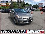 2012 Hyundai Elantra BlueTooth+Heated Seats+USB & AUX Input+XM Radio+++ in London, Ontario