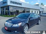 2012 Buick LaCrosse - Certified in St Thomas, Ontario