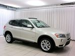 2013 BMW X3 28i x-DRIVE w/ PREMIUM, TECHNOLOGY & NAVIGATION in Halifax, Nova Scotia