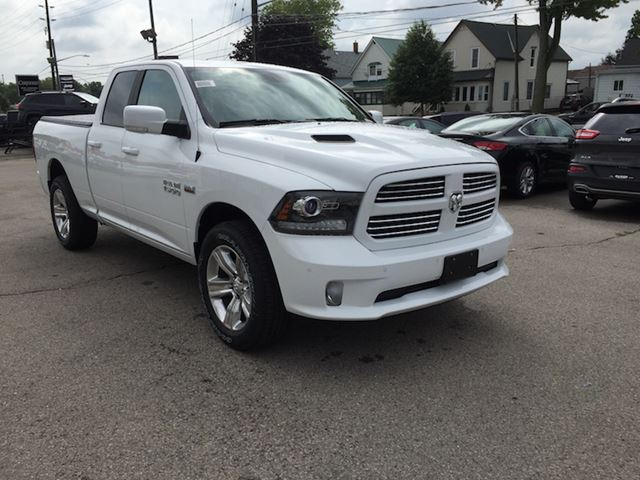 2017 dodge ram 1500 sport st thomas ontario used car for sale 2569036. Black Bedroom Furniture Sets. Home Design Ideas