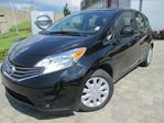 2014 Nissan Versa SV+AUTO+A/C+CAM in Longueuil, Quebec