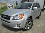 2012 Toyota RAV4 SPORT+CUIR+TOIT+A/C in Longueuil, Quebec