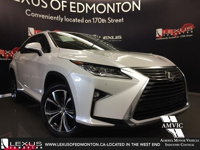 2016 lexus rx 350 edmonton alberta used car for sale 2571011. Black Bedroom Furniture Sets. Home Design Ideas