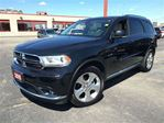 2015 Dodge Durango LIMITED**LEATHER**8.4 TOUCHSCREEN**BLUETOOTH** in Mississauga, Ontario