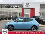 2015 Nissan Leaf SL in Burlington, Ontario