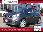 2016 Nissan Micra SV in Burlington, Ontario