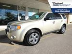 2012 Ford Escape XLT *Heated Leather/Moonroof* in Winnipeg, Manitoba