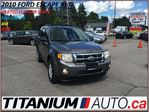 2010 Ford Escape XLT+4X4+Heated Leather Seats+XM Radio+Fog Lights++ in London, Ontario