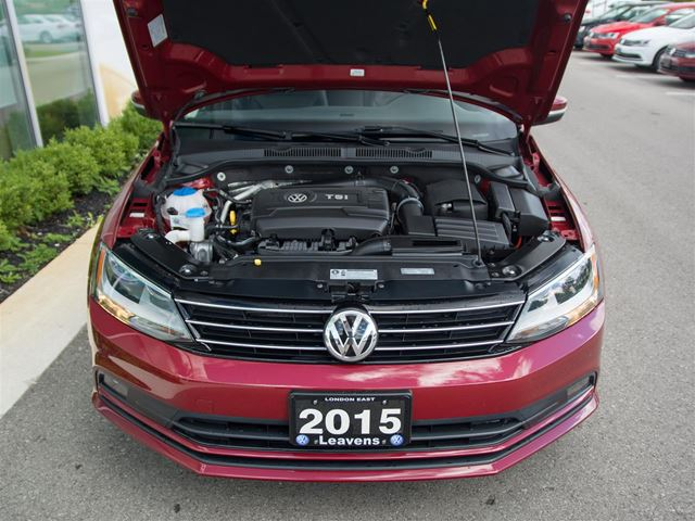 2015 volkswagen jetta highline 1 8t london ontario used. Black Bedroom Furniture Sets. Home Design Ideas