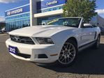 2012 Ford Mustang V6 PREMIUM  CONVERTIBLE  ALLOYS  LEATHER in Oakville, Ontario