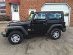 2008 Jeep Wrangler X in Bowmanville, Ontario