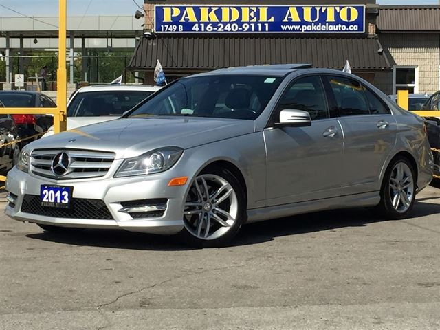2013 mercedes benz c class c300 4matic sold for Mercedes benz 2013 c300 price
