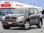 2012 Toyota RAV4 Base EXTENDED WARRANTY INCLUDED!! Competition Certified, One Owner, Toyota Serviced in London, Ontario
