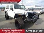 2014 Jeep Wrangler Unlimited Rubicon in Surrey, British Columbia