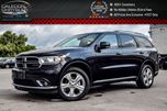 2015 Dodge Durango Limited AWD 7 Seater Sunroof Backup Cam Bluetooth R-Start Blind spot 20Alloy Rims in Bolton, Ontario
