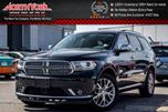 2015 Dodge Durango Citadel AWD CleanCarProof/1-Owner Tech Pkg Nav Leather Sunroof 6-Seater R.Start 20Alloys  in Thornhill, Ontario