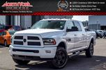 2016 Dodge RAM 2500 Laramie 4x4 Mega Cab Diesel Nav Protection,Convenience,Sports Appearance Pkg. Sunroof Leather in Thornhill, Ontario