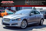 2014 Jaguar XF Base CleanCarProof Sunroof Nav Keyless Go Drvr Memory Htd Front Seats 18Alloys  in Thornhill, Ontario