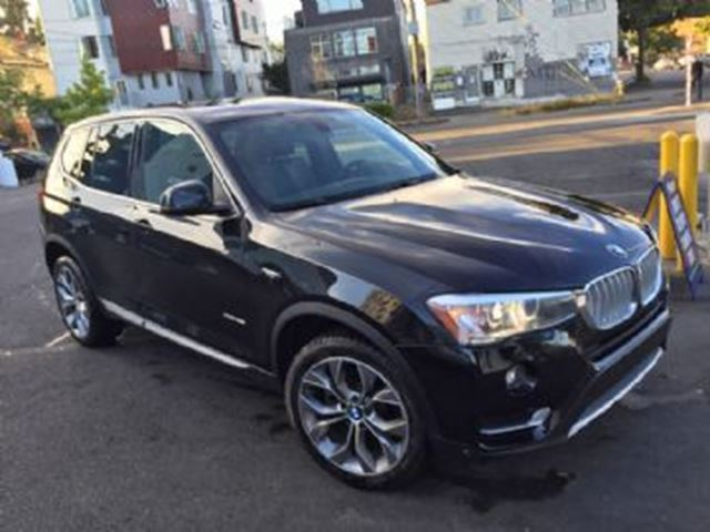 2015 bmw x3 28i xdrive winter tires mississauga ontario used car for sale 2570897. Black Bedroom Furniture Sets. Home Design Ideas