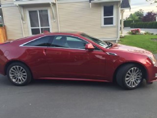 2014 cadillac cts coupe 2dr cpe premium awd wow red lease busters. Cars Review. Best American Auto & Cars Review