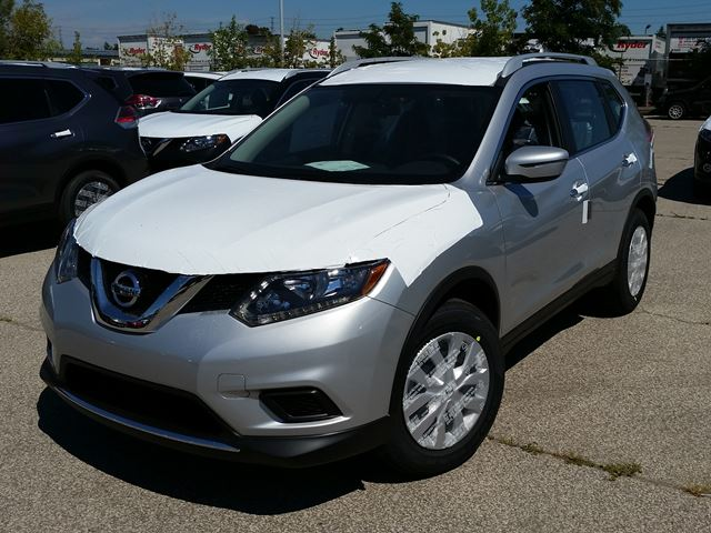 2016 nissan rogue s toronto ontario new car for sale. Black Bedroom Furniture Sets. Home Design Ideas