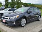 2013 Subaru Impreza 2.0i w/Limited Pkg 5spd in Kitchener, Ontario