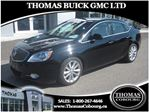 2012 Buick Verano 1SG - SUNROOF, NAVIGATION, POWER SEAT! in Cobourg, Ontario
