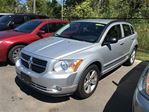 2011 Dodge Caliber SXT~Local Trade~Heated Seats~Low Payments in Welland, Ontario