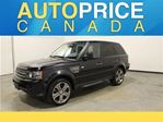 2011 Land Rover Range Rover Sport Supercharged NAVIGATION MOONROOF in Mississauga, Ontario