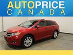 2014 Toyota Venza XLE AWD PANOROOF LEATHER in Mississauga, Ontario