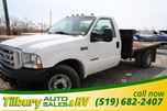 2002 Ford F-350 Chassis 4x2 SD Regular Cab 165 in Tilbury, Ontario