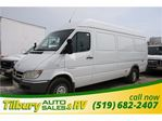 "2006 Dodge Sprinter 2500 Cargo Van 158"" WB High Roof in Tilbury, Ontario"
