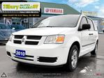 2010 Dodge Grand Caravan CVP. 7 PASSENGER SEATING. AUX. V6. in Tilbury, Ontario
