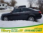 2007 Lincoln MKZ loaded, navigation, local - AS IS in Tilbury, Ontario