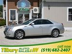 2008 Cadillac CTS Local vehicle, accident free, leather in Tilbury, Ontario
