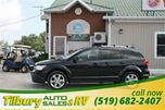 2012 Dodge Journey SXT & Crew- LCD monitor, very clean, fully loaded, in Tilbury, Ontario