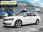 2012 Volkswagen Passat DIESEL. HEATED SEATS. TOUCH SCREEN. in Tilbury, Ontario