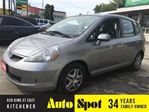 2008 Honda Fit DX/ RARE, DESIRABLE/WON'T LAST LONG !! in Kitchener, Ontario