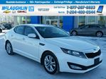 2012 Kia Optima Auto EX Leather *Heated seats *Push button Start *One owner MB Trade in Neepawa, Manitoba