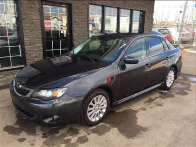 2009 subaru impreza 2 5 i sport package awd edmonton. Black Bedroom Furniture Sets. Home Design Ideas