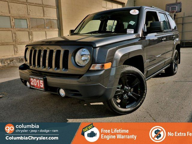 2015 jeep patriot north altitude edition 4x4 automatic air conditioning bluetooth streaming. Black Bedroom Furniture Sets. Home Design Ideas