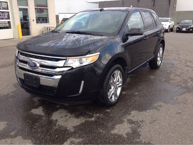 2013 FORD Edge SEL in Prince George, British Columbia