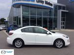 2013 Mazda MAZDA3 GS-SKY, Heated Leather, Sunroof, 6 speed, One O in Owen Sound, Ontario